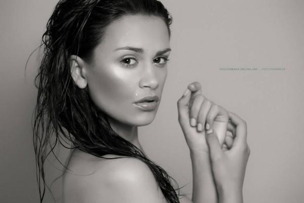 Modellen: Holland's next topmodel Gésanne Jongman, Holland's next topmodel Mieke Rozeman en Pierre Bruns Visagie en haar: Muruelle Oldenburger - 970692_254445554694386_1002545941_n-e1386522749251